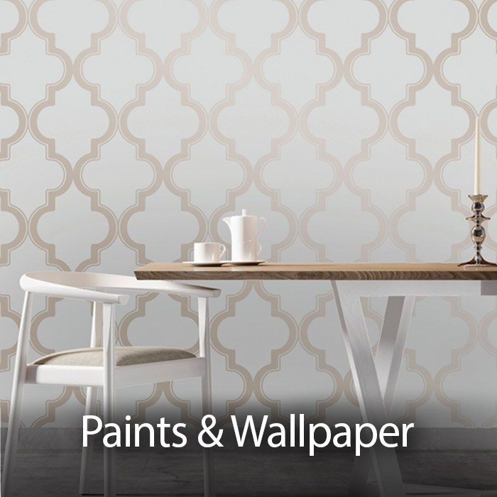 Paints & Wallpaper